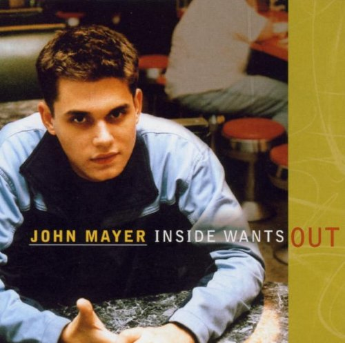 John Mayer Victoria cover art