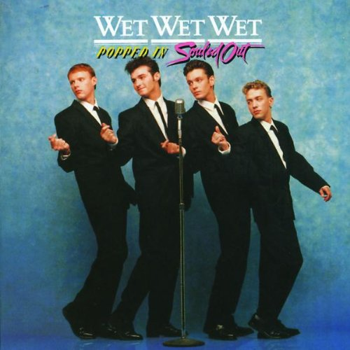 Wet Wet Wet Temptation cover art