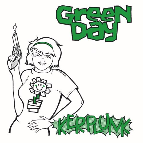 Green Day Welcome To Paradise cover art