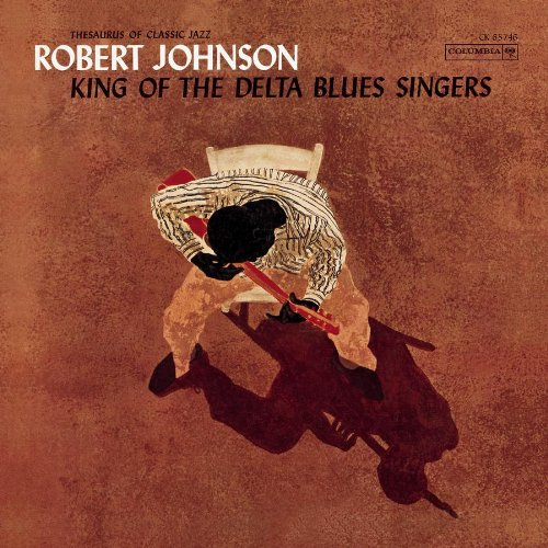 Robert Johnson Kind Hearted Woman Blues cover art