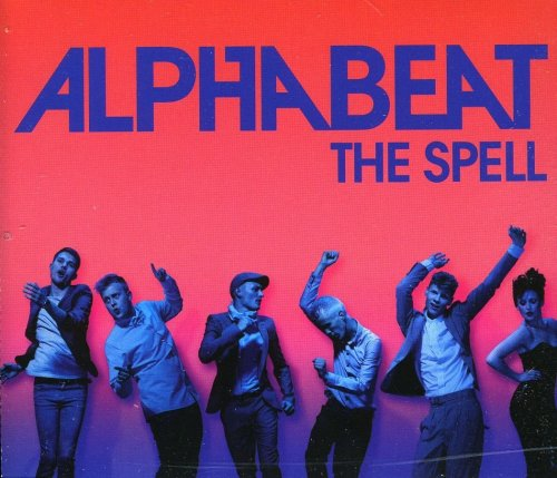 Alphabeat The Spell cover art