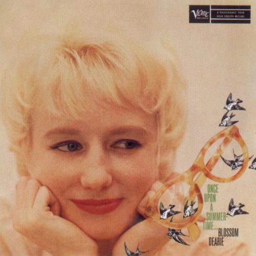 Blossom Dearie If I Were A Bell cover art