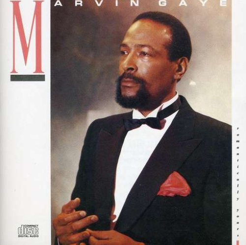 Marvin Gaye Why Did I Choose You? cover art