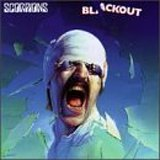 Scorpions Blackout cover art