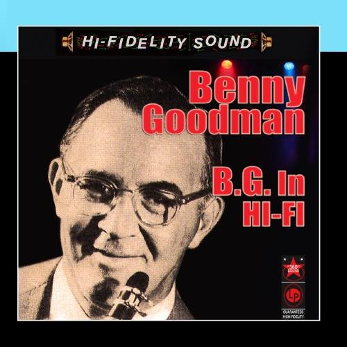 Benny Goodman Let's Dance cover art