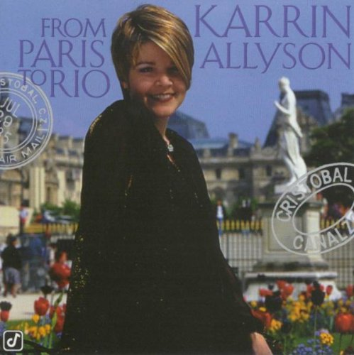 Karrin Allyson O Pato (The Duck) cover art