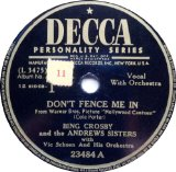 Bing Crosby:Pennies From Heaven
