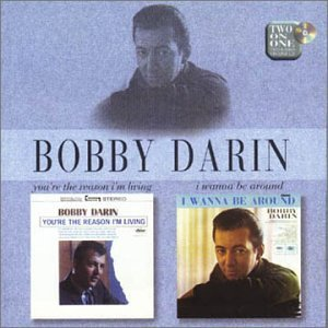 Bobby Darin You're The Reason I'm Living cover art