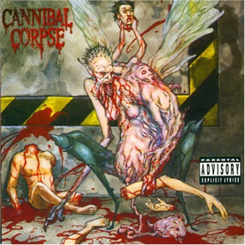 Cannibal Corpse Unleashing The Bloodthirsty cover art