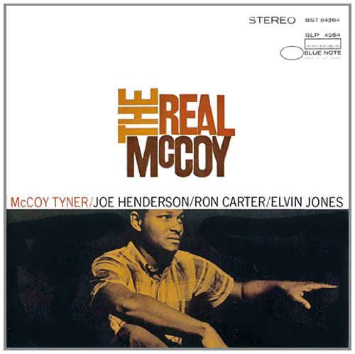 McCoy Tyner Contemplation cover art