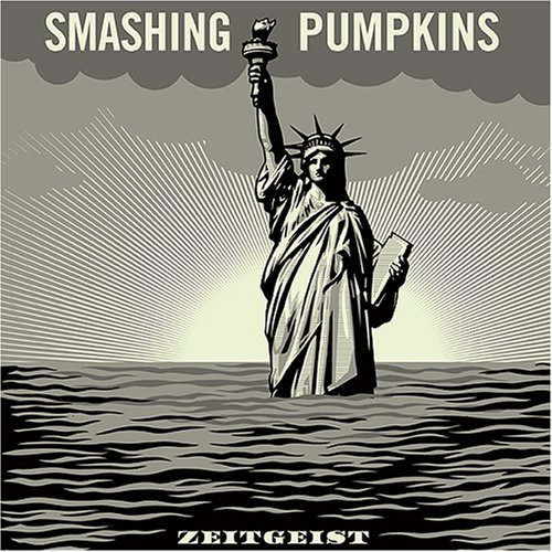 The Smashing Pumpkins Tarantula cover art