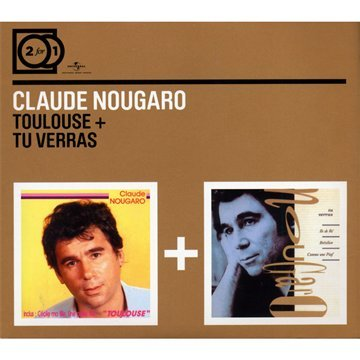 Claude Nougaro Paris Mai cover art