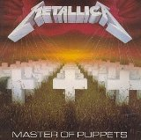 Master Of Puppets sheet music by Metallica