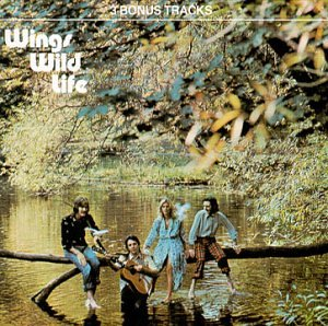 Paul McCartney & Wings Little Woman Love cover art