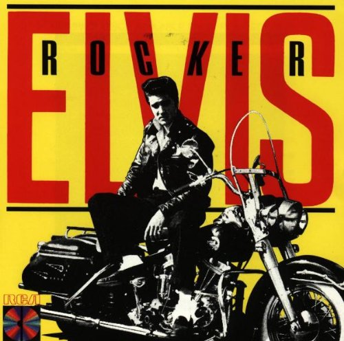 Elvis Presley Jailhouse Rock cover art
