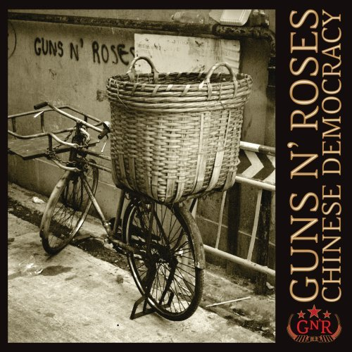 Guns N' Roses Chinese Democracy cover art