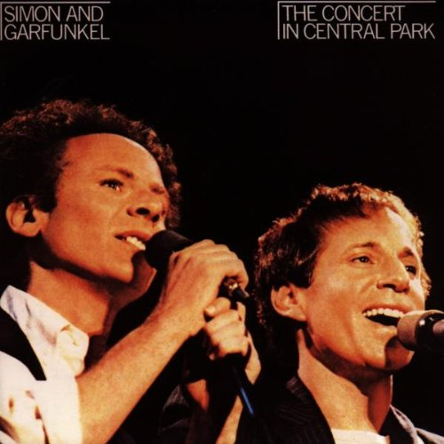 Simon & Garfunkel Me and Julio Down By The Schoolyard cover art