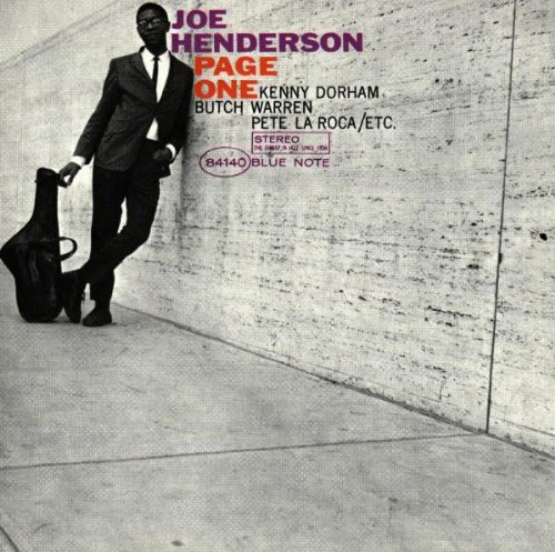 Joe Henderson Recorda Me cover art