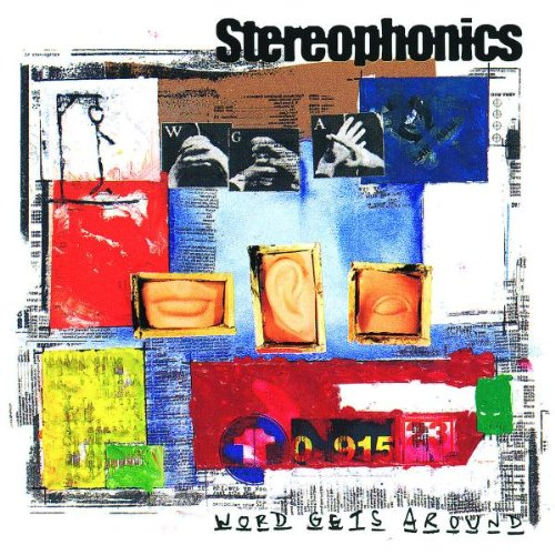 Stereophonics Same Size Feet cover art