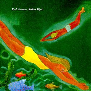 Robert Wyatt Sea Song cover art