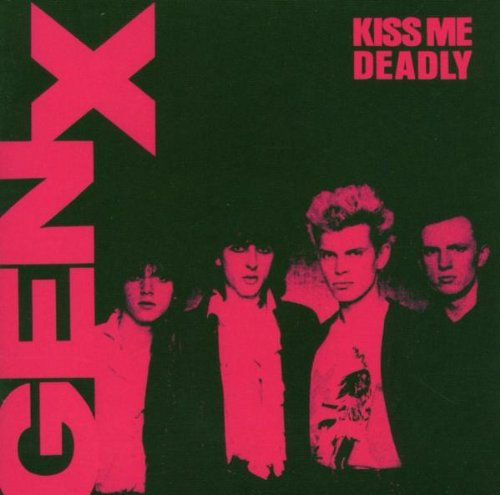 Generation X Dancing With Myself cover art