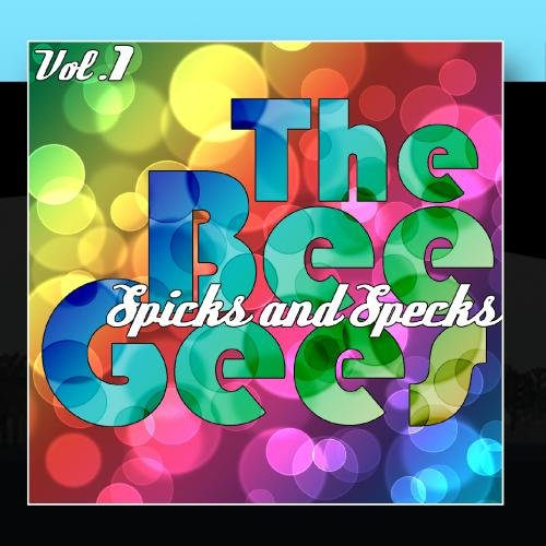 Bee Gees Spicks And Specks cover art