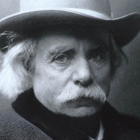 Osterlied sheet music by Edvard Grieg