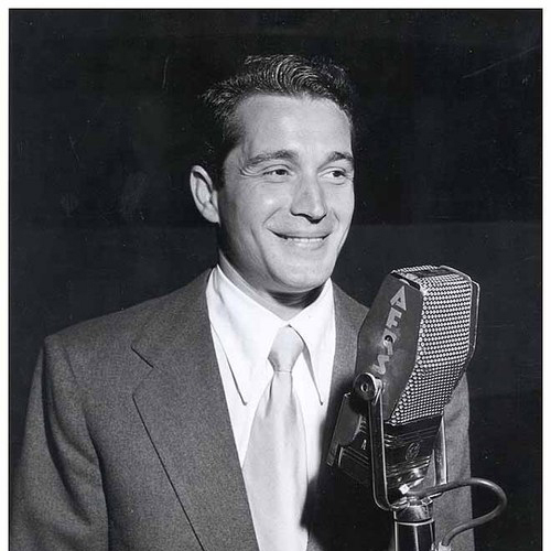 Perry Como A Dreamer's Holiday cover art