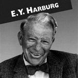 E.Y. Harburg: Look To The Rainbow