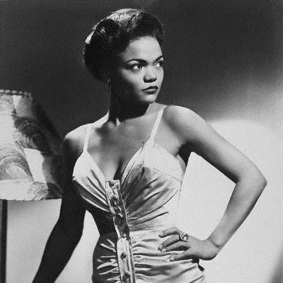Eartha Kitt Santa Baby cover art