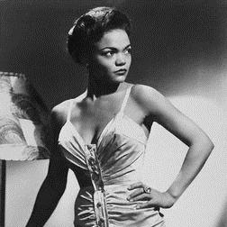 Santa Baby (jazz version) sheet music by Eartha Kitt