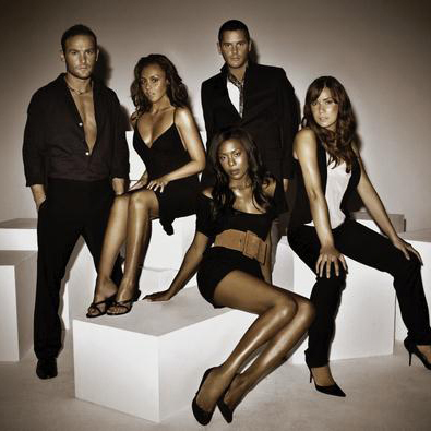 Liberty X Song 4 Lovers cover art