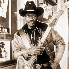 """Clarence """"Gatemouth"""" Brown Down To The Sea cover art"""