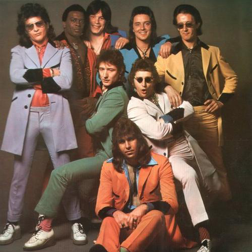 Showaddywaddy Under The Moon Of Love cover art