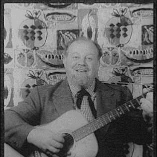 Burl Ives The Ugly Bug Ball cover art