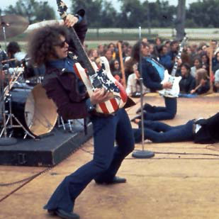 MC5 Kick Out The Jams cover art