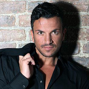 Peter Andre Natural cover art