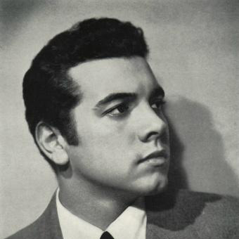 Mario Lanza The Riff Song cover art