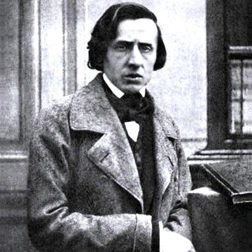 Frederic Chopin Fantaisie Impromptu cover art