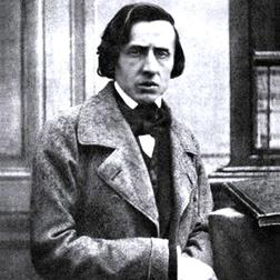 Waltz In A Minor sheet music by Frederic Chopin