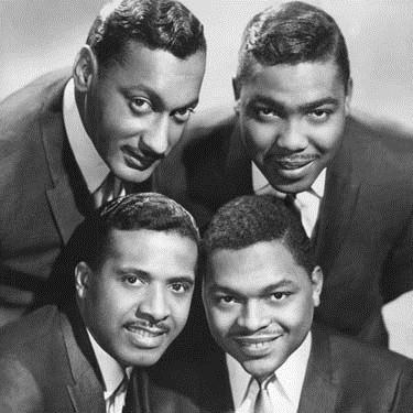The Four Tops Bernadette cover art