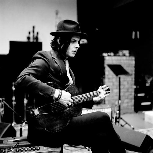 Jack White Christmas Time Will Soon Be Over cover art