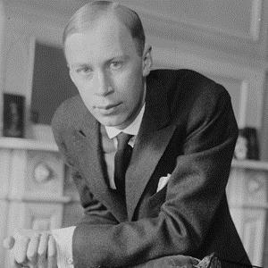 Sergei Prokofiev March cover art