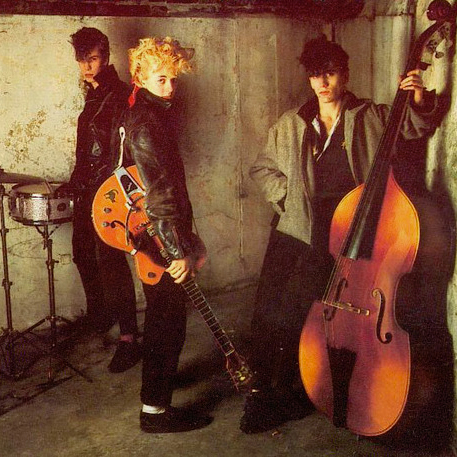 The Stray Cats Stray Cat Strut cover art