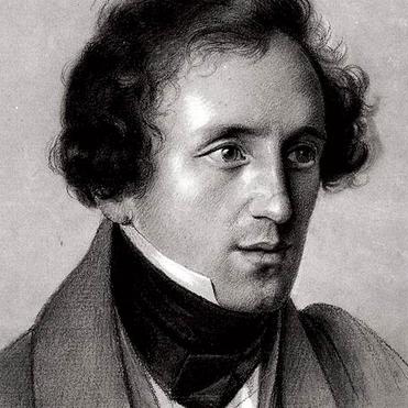 Felix Mendelssohn On Wings Of Song cover art