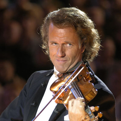 Andre Rieu Strauss & Co cover art