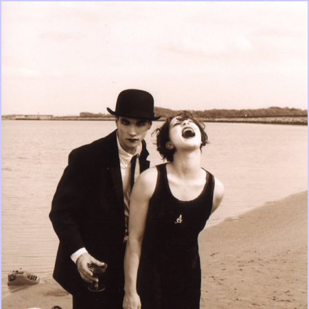 The Dresden Dolls Truce cover art
