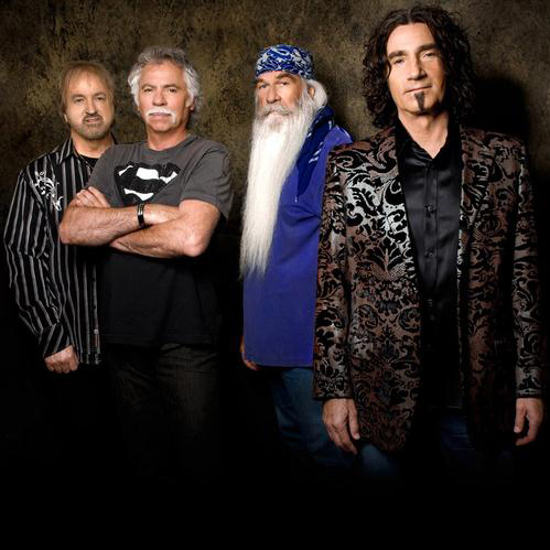 The Oak Ridge Boys Show Me The Way To Go cover art