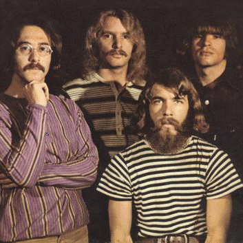 Creedence Clearwater Revival Hey, Tonight cover art