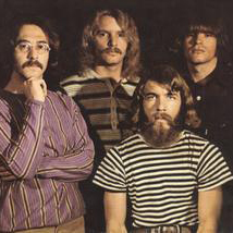 Hey, Tonight sheet music by Creedence Clearwater Revival